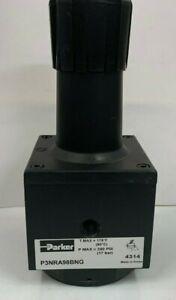 "Parker P3NRA98BNG Prep-Air® II Regulator 1"" NPT 300 cfm 125 psi with gauge"