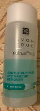 NEW Avon True Nutraeffects Gentle Bi-Phase Eye Makeup Remover 200ml