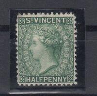C2926/ BRITISH ST VINCENT – VICTORIA - SG # 42 MINT MH – CV 135 $