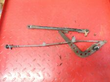 1974 Hodaka Road Toad Brake Pedal Rod Stay #1110