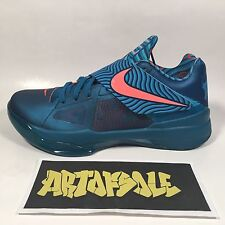 3dd41661214b Nike Green Nike Zoom KD IV Athletic Shoes for Men for sale