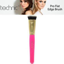Technic Pro Flat Edge Makeup Face Highlighter Cheek Bones Jawline Blending Brush