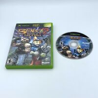 Blinx 2: Masters of Time & Space (Microsoft Xbox, 2004) No Manual