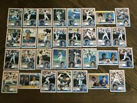 1983 NEW YORK METS Topps COMPLETE MLB Team Set 31 Cards KINGMANx3 STAUBx2 FOSTER