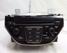 13 2013  Hyundai Genesis Radio Cd Player Mp3 Player 96180-2M117YHG Y821