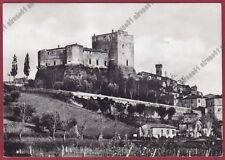 RIMINI SANTARCANGELO DI ROMAGNA 34 ROCCA Cartolina viaggiata 1952 real photo