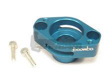 Boomba Turbo Blow Off Valve Adapter BOV Blue 17+ Ford F-150 Raptor 3.5L Ecoboost