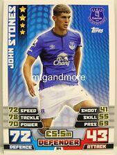 Match Attax 2014/15 Premier League - #094 John Stones - Everton