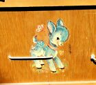 Vintage 1950's Whitney Bros. Co Wooden Baby Doll Crib