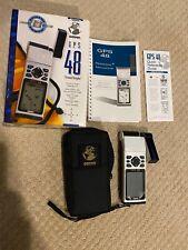 Garmin Handheld Gps 48 (12 Channel)