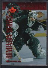STEPHANE FISET 1997/98 DONRUSS CANADIAN ICE  #30  DOMINION KINGS SP #140/150
