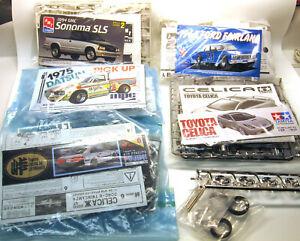 Lot of Unused 1/24 Model Parts From Kits  AMT, MPC, Tamiya, Fujimi  - Lot B