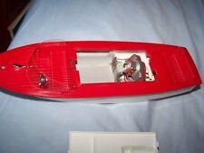 Vintage Hornby Meccano 1960's Plastic Issue Capri Speedboat unboxed playworn