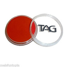 TAG Body Art 32g Pot Pearl Red Professional Face and Body Paint - Metallic