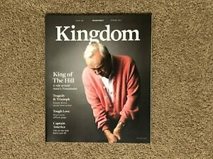 NEW No Label Arnold Palmer Kingdom Magazine # 38