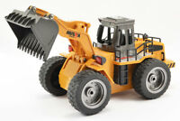CML Radio Control BULLDOZER 2.4Ghz 6Ch With Metal Bucket CY1520