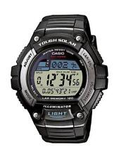 Casio Collection Solar Herrenuhr W-S220-1AVEF Digital Schwarz