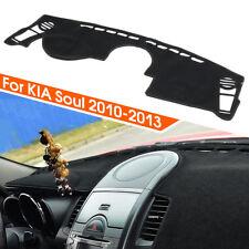Interior Inner Dashboard Dash Mat Sun Cover Carpet Shade Pad For Kia Soul 10-13