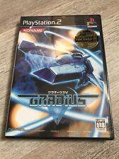 GRADIUS V Playstation2 PS2 JAPAN New