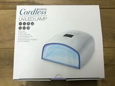 [New] Rechargeable Cordless Uv/Led Lamp Model S10 48W