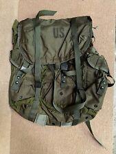 Usgi Lc1 Field Pack Large Alice Emergency Backpack No Shoulder Straps