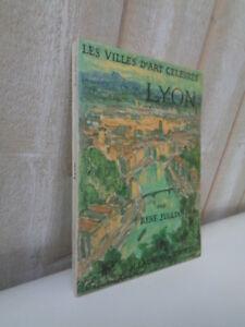 René Jullian : LYON  80 héliogravures 1960