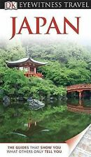 DK Eyewitness Travel Guide: Japan (Eyewitness Travel Guides), Very Good Conditio