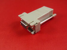 Cisco RJ45 to DB9 Female Adapter, Console, PC Serial, grey.