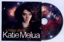KATIE MELUA A Happy Place 2010 UK 1-trk promo CD card sleeve