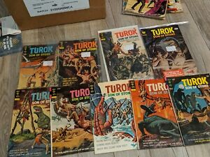9 Turok Son Of Stone Comics