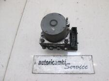 0265800315 CENTRALINA ABS AGGREGATO POMPA FIAT PUNTO 1.2 B 5M 44KW (2007) RICAMB