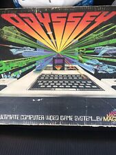 Magnavox Odyssey 2 Launch Edition Gray Console, Two Controllers & All Wires Incl