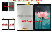 FIT For SAMSUNG GALAXY Tab A 8.0 2018 SM-T387 T387V T387A/T/P LCD + TOUCH SCREEN