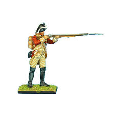 First Legion: AWI049 British 22nd Foot Standing Firing - Head Variant 2