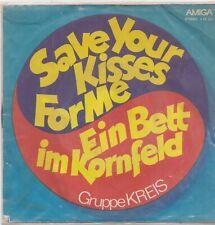 Gruppe Kreis-Ein Bett Im Kornfeld vinyl single
