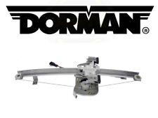 For Door Power Window Regulator & Motor Rear Left Driver Dorman 741-388