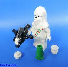 LEGO® Star Wars 75146 Figur  / weißer Chewbacca mit Bowcaster Armbrust