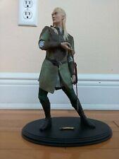 SIDESHOW Weta Lord of the Rings Legolas Greenleaf Statue