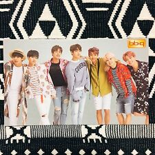 [BTS BBQ Photocard] All Group Bangtan Boys Official New 2nd Version Photo Card 2