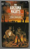 Arizona Nights by Stewart Edward White (1973 Ballantine pb - Comstock Edition)