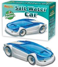 Young Science Salt Water Powered Car Kit Gift Boxed Electric Motor Educational