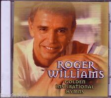 ROGER WILLIAMS Golden Inspirational Hymns VARSE SARABANDE CD AMAZING GRACE