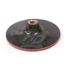 plateau 150mm à disque auto-agrippant écrou M14 pour meuleuse polisseuse