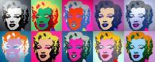 Andy Warhol Marilyn Monroe Portfolio 1967. Silkscreen Proof