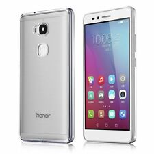 COQUE HUAWEI HONOR 5C TRANSPARENT CLEAR SILICONE SOUPLE (TPU)
