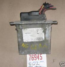 PONTIAC 96-98 GRAND AM ABS ECU/ECM MODULE ANTI-LOCK 1996 1997 1998