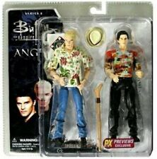 Series 2 Hawaiian Shirt Angel & Spike Exclusive Action Figure 2-Pack