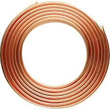 Cheap 8mm Copper Tube Pipe GAS/WATER/DIY/OIL 10 METRES *CHEAPEST ON EBAY* *NEW*