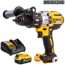 Dewalt DCD996N 18V Brushless Combi Drill with 1 x 5.0Ah DCB184 Battery & Charger