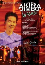 Akira Jimbo: Wasabi - Adding Spice to Your Grooves DVD (2008)